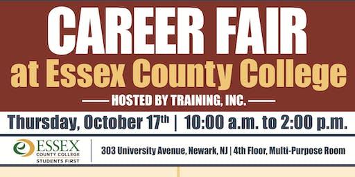 Career Fair at Essex County College - Training, Inc.