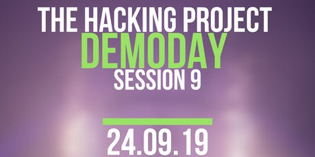 Démodays THP Session 9 tickets
