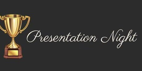 ANUWFC Presentation Night 2019! tickets