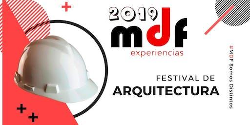 MDF Experiencias 2019 | Festival de Arquitectura