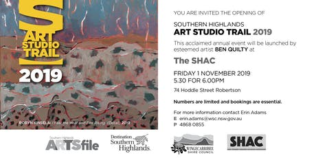 Art Trail  Opening Night tickets