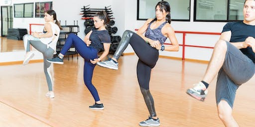 FREE Workout at VBP: Zumba (December 2019)
