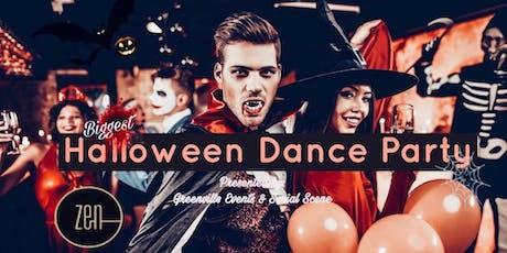 Biggest Halloween Dance Party tickets