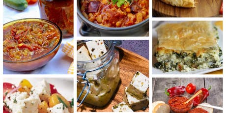 VEGAN FETA CHEESE and SERBIAN COOKING DEMO DATE NIGHT SPECIAL with BYO!!! tickets