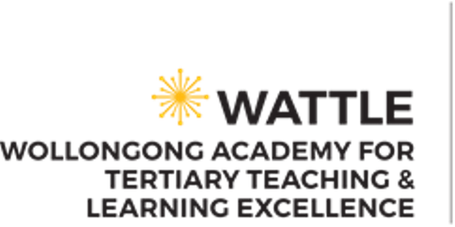 WATTLE Workshop:  Universal Design for Learning - A/Prof David Arendale