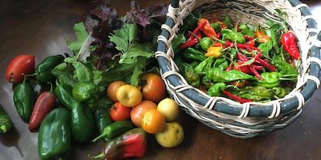 DIY Farm to Table Dinner tickets
