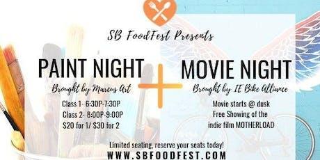FREE Movie Night @ SB FoodFest tickets