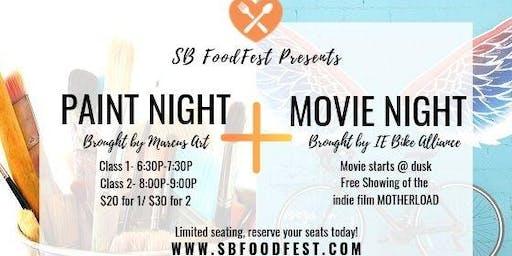 FREE Movie Night @ SB FoodFest