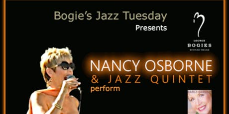 Nancy Osborn and The Jazz Quintet tickets