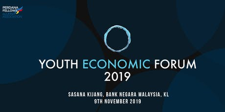 Youth Economic Forum 2019 tickets