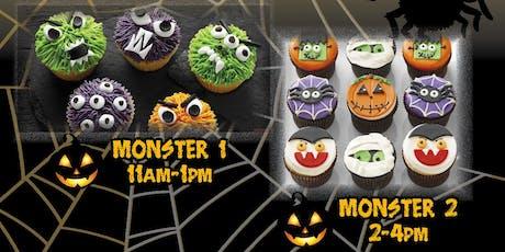 28/10 Monday Halloween Bakes @ Suntec Polliwogs  tickets