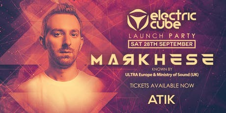 Electric Cube pres: Markhese | Launch Party tickets