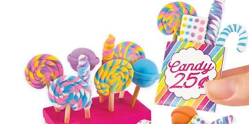Art With Asha: Mini Clay Sweets!
