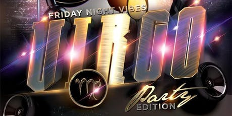 Friday Night Vibes Virgo Party at Jimmy's NYC tickets