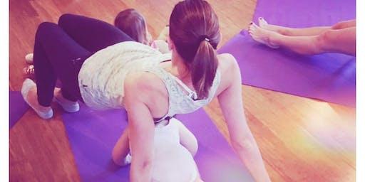 Mums, Bubs & Toddler Yoga Ashmore -  3 Class Pass