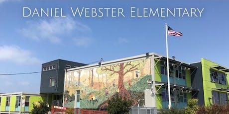 Daniel Webster Elementary School Tours tickets