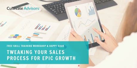 Sales Skill Training + Happy Hour tickets