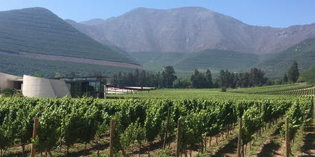 Humboldt Beginnings: The Wines of Chile tickets