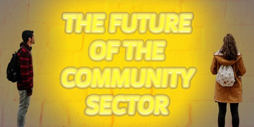 The future of the community sector