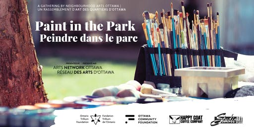 Gathering: Paint in the Park