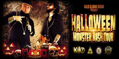 Kilo & Jake Ryan's HALLOWEEN MONSTER BASH TOUR - Helena, MT tickets