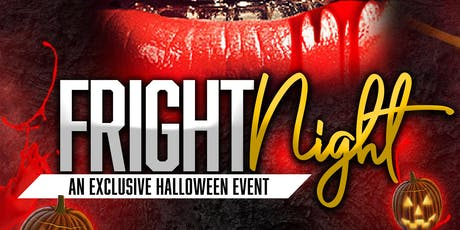 Fright Night (An Exclusive Halloween Event) tickets