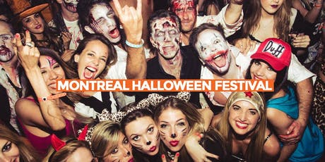MONTREAL HALLOWEEN FESTIVAL | BIGGEST HALLOWEEN EVENTS IN THE CITY! tickets