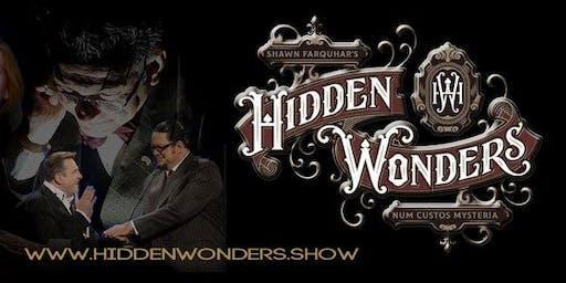 Hidden Wonders the Speakeasy Magic Experience