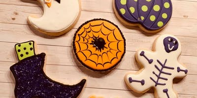 Cookie Decorating Class 2019 by Teal Oven Bakery