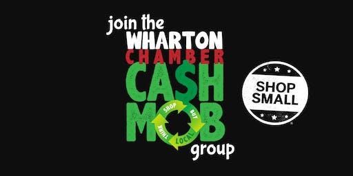 Wharton Chamber Cash Mob