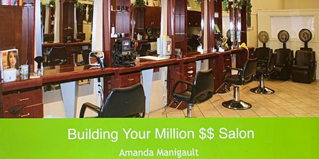 BEAUTY SALON OWNERS WORKSHOP tickets