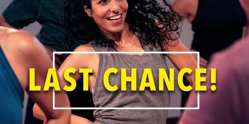 Last Chance to Start for $10~ Beginners class!