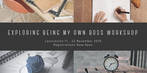 Exploring Being My Own Boss