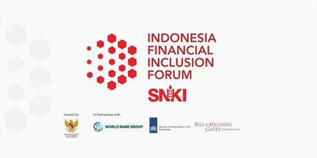 Indonesia Financial Inclusion Forum 2019 tickets