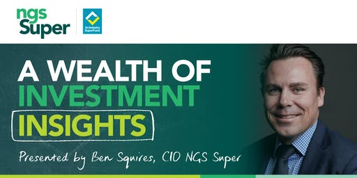 CIO update and evening of investment insights