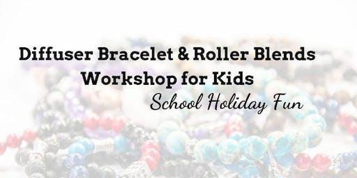 Diffuser Bracelet & Roller Blends Workshop For Kids