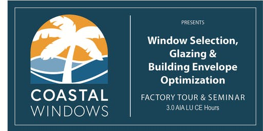 Window Selection, Glazing & Building Envelope Optimization
