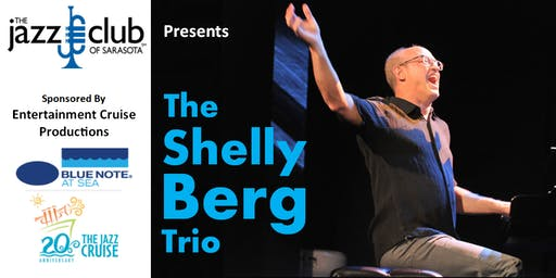 The Shelly Berg Trio Concert (New Ticket Site)