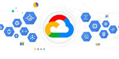 DSC: Cloud Study Jam tickets