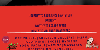 Worthy To Escape (Domestic Violence Awareness)