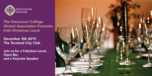 Vancouver College Alumni & Friends Christmas Luncheon