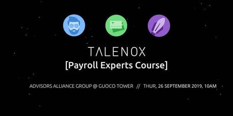 Talenox Payroll Experts Course (Singapore) tickets