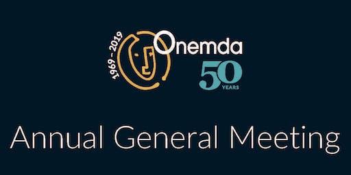 Onemda AGM Meeting