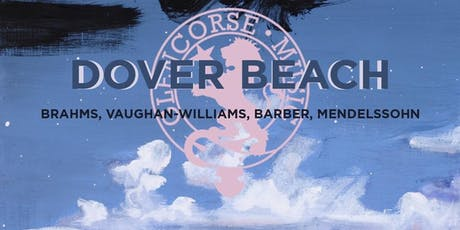 Dover Beach - music for strings and voice tickets