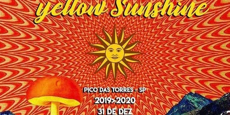 YELLOW SUNSHINE#3 (PVT) O que te impede? ingressos