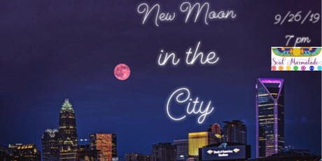 New Moon In The City tickets