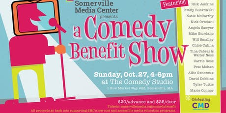 A Comedy Benefit Show!  tickets