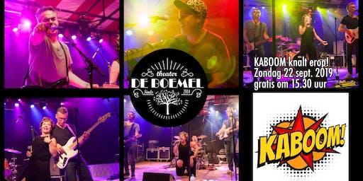 Kaboom in concert