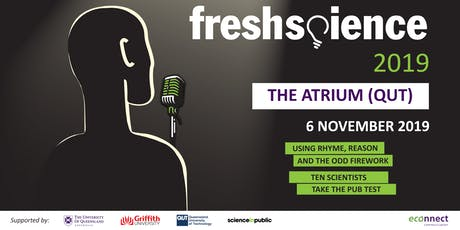 Fresh Science in the Pub - QLD 2019 tickets