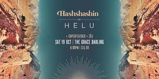 HASHSHASHIN (ALBUM LAUNCH) | MELBOURNE